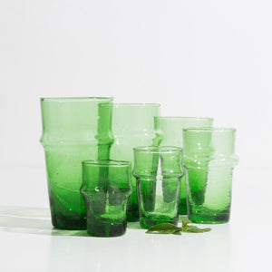 Traditional Tea Glasses Set/4