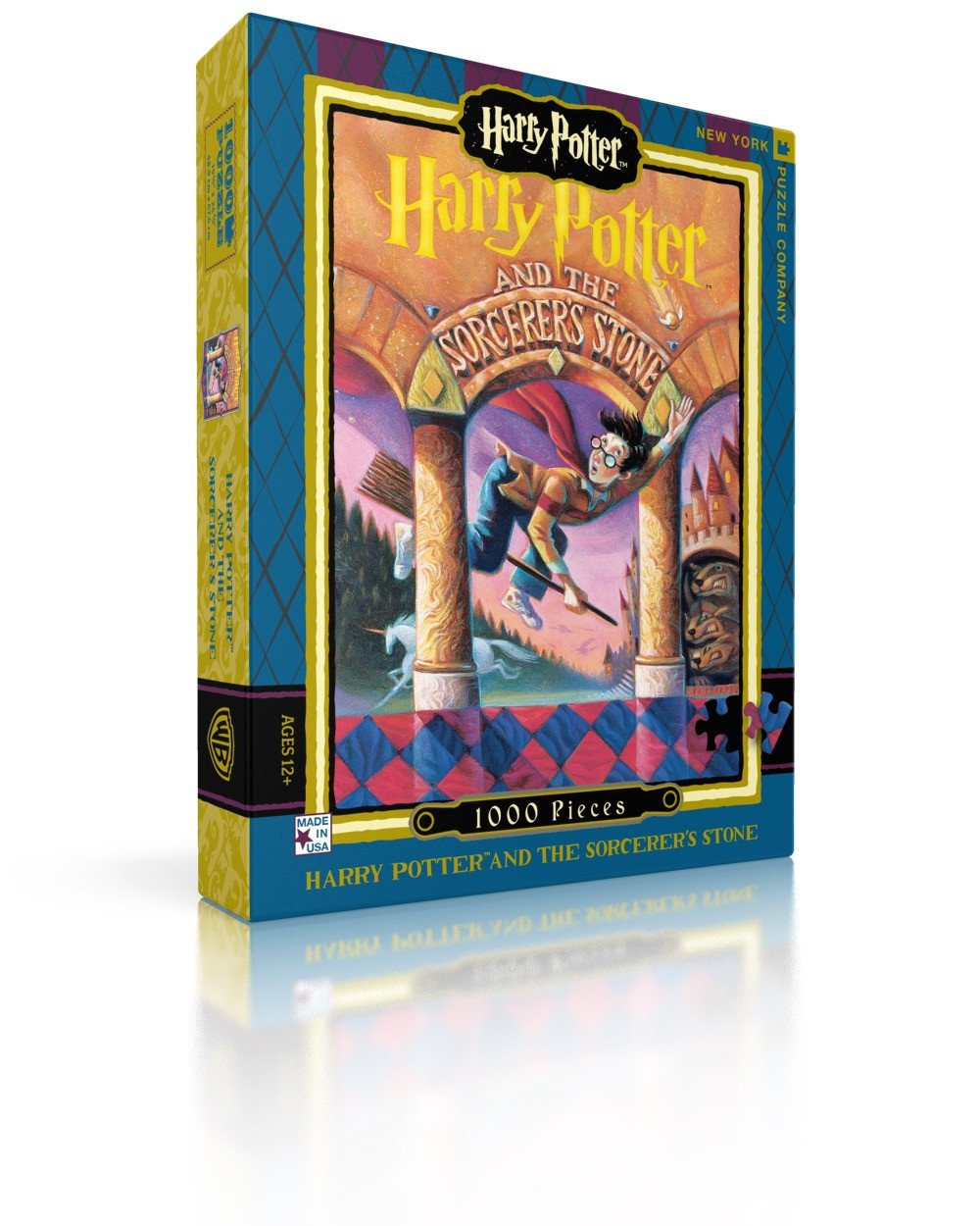 NEW! Harry Potter Puzzle- The Sorcerer's Stone