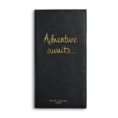 Katie Loxton Travel Wallet | Adventure Awaits