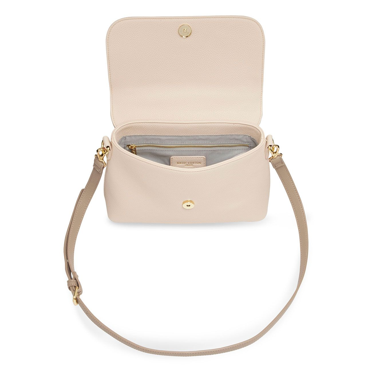 Katie Loxton Talia Two Tone Messenger Bag