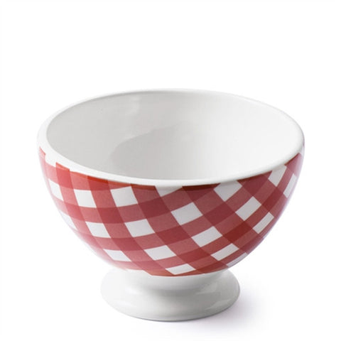 At Home with Marieke Latte Bowl- Red
