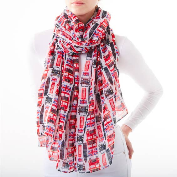 London Calling Scarf