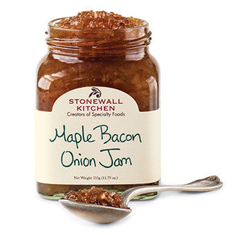 Maple Bacon Onion Jam