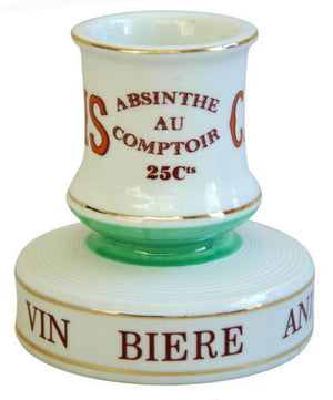 Porcelain Absinthe Match Striker