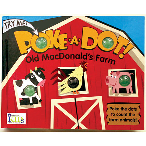 Pop -It Book: Old MacDonald's Farm