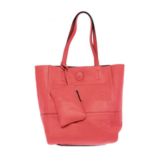 The All-Day Total Tote- Scarlet Red
