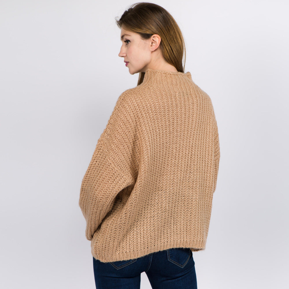 Shaker Knit Sweater- Assorted colors