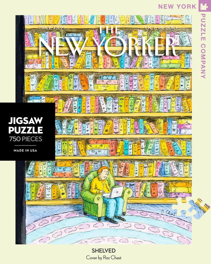 New Yorker Puzzle-Shelved