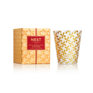 NEW! Spiced Orange & Clove Nest Candle