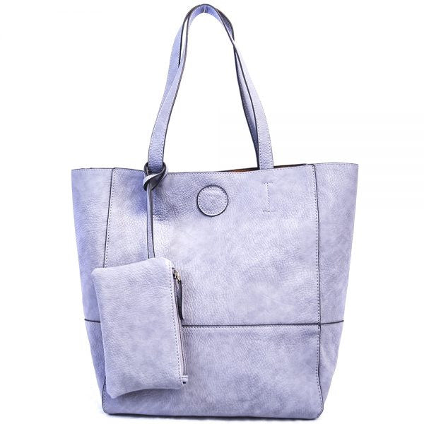 The All-Day Total Tote- Wisteria