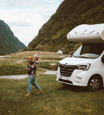 Ahorn Camp Canada AE 2020 Sol and Pepper Vanlife Reisen Travel