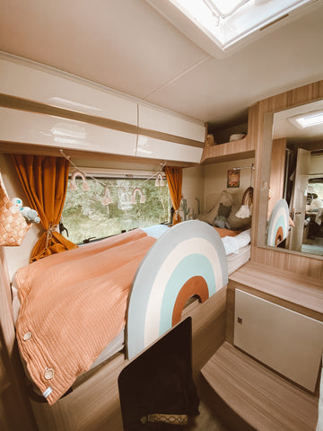 Sol and Pepper Vanlife Sollys Kinderzimmer Ahorn Canada AE
