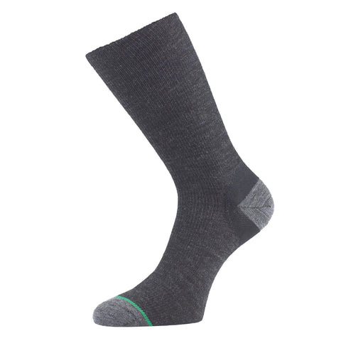 "Ultimate Lightweight 11"" Sock - Charcoal"