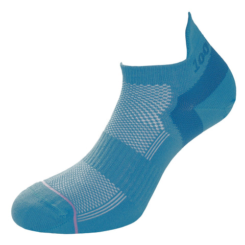 Ultimate Tactel® Trainer Sock - Teal