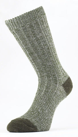 "Ultimate Heavyweight 9"" Sock - Green"