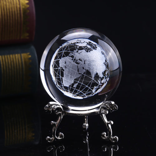 3D Crystal Ball