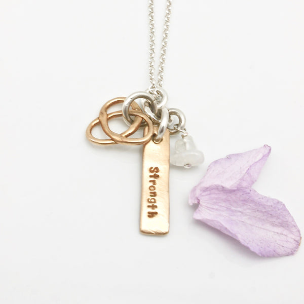 Compassion House 2020: The Strength Within Necklace
