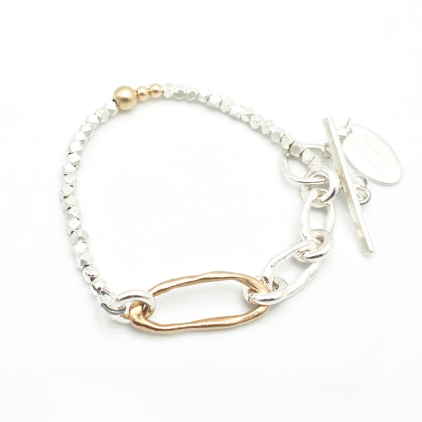 Curve Collection: 3 Curve Bracelet