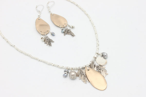 Baroque LUX Statement Necklace
