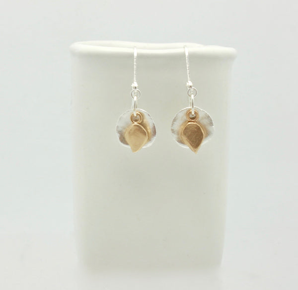 Arctic Blossoms: Aura Earrings
