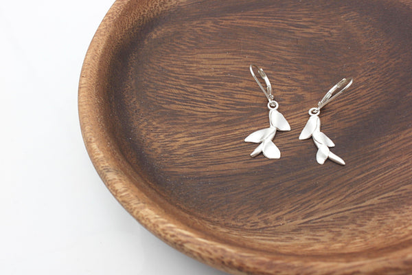 SCULPT Collection:  Fine Silver Abstract Branches