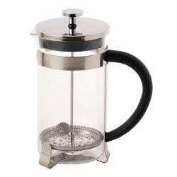 Stainless Steel & Glass Cafetieres