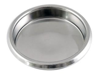 Stainless Steel Espresso Machine Blanking Disc for cleaning