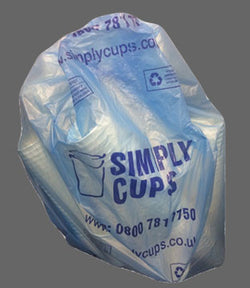 Coffe-Eco System - Simply Cups Collection Bags