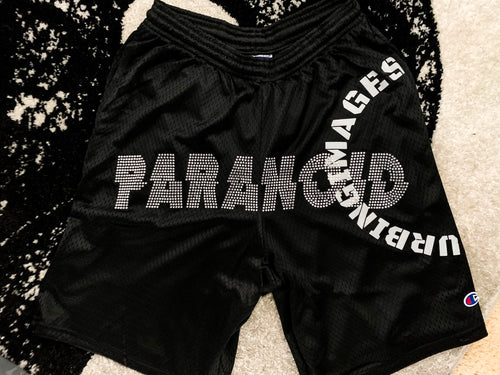 "Paranoid Citizens ""Champion"" Shorts"