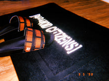 Load image into Gallery viewer, Men's Paranoid Citizens Logo Slides - Street Flat Slipper Online