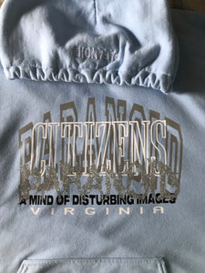 "Paranoid Citizens ""Seasons"" Hoodies - Premium Hooded Sweatshirt 2019"