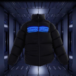 "[PRE-ORDER] Paranoid Citizens ""Hologram"" Puffer Jacket"