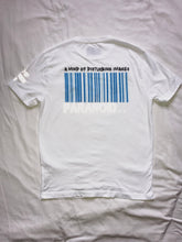 "Load image into Gallery viewer, Paranoid Citizens ""Oblivion"" reflective T Shirt - Short Sleeves Top"