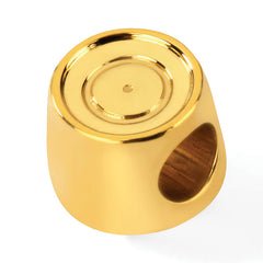 My Last Rolo Yellow Gold Vermeil Mini Charm