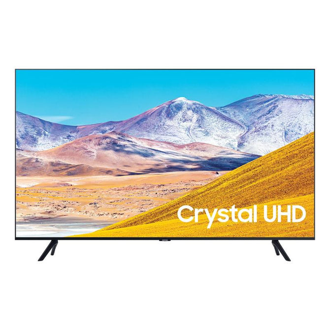 SAMSUNG 65 INCH 4K ULTRA HD SMART LED LCD TELEVISION 65TU8000