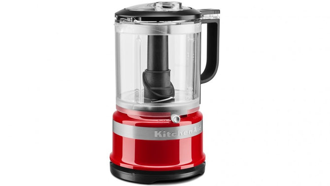 KITCHEN AID 5 CUP FOOD CHOPPER - EMPIRE RED (5KFC0516AER)