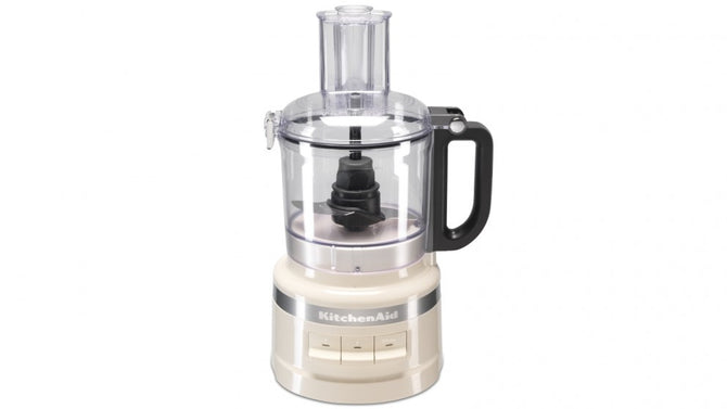 KITCHENAID 7-CUP FOOD PROCESSOR - ALMOND CREAM 5KFP0719AAC