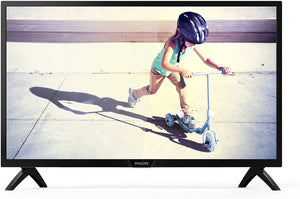 "PHILIPS 32"" HD LED LCD TV 4000 SERIES BLACK"