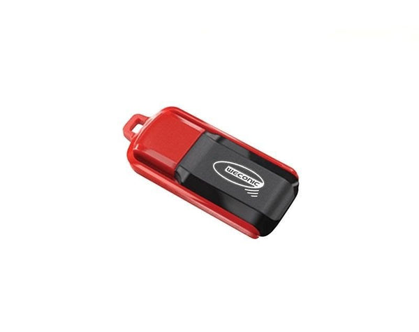 WECONIC 16GB FLASH DRIVE USB 2.0- HIGH SPEED TRANSFER- RETRACTING FLIPBRAND NEW