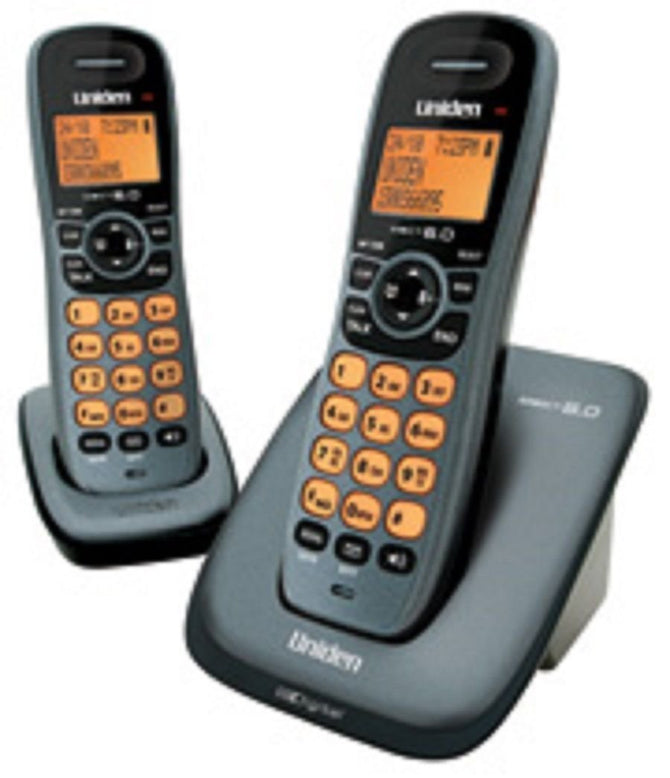 UNIDEN 1515+1 DECT Digital Technology Cordless Phone System