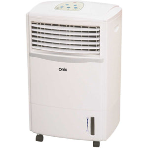 ONIX TYS-06 10L EVAPORATIVE COOLER- REMOTE CONTROL OPERATION- 3 SPEED FAN
