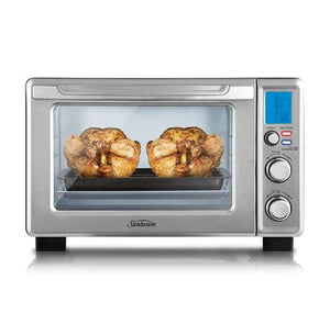 SUNBEAM  22L QUICK START OVEN STAINLESS STEEL - BT7100