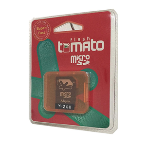 Tomato Flash 2GB MICRO SD Adapter-Water Proof design! Brand new!