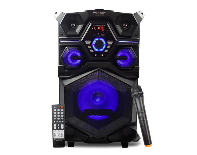 PRECISION AUDIO - ENTERTAINMENT PARTY BOX LG101