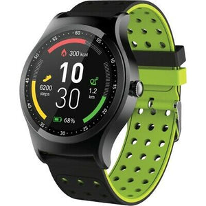 DGTEC SMART WATCH WITH SILICONE STRAP - FITNESS TRACKER DG1306SW