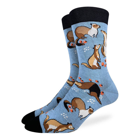 Ferret Socks - Men's Sizing