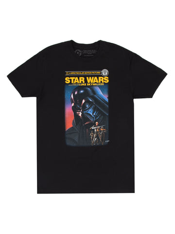 Star Wars: A New Hope Vintage Book Cover Unisex Tee