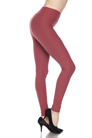 Mulberry Leggings - One Size & One Size Plus