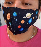 Novelty Print Face Masks