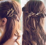 Bare Branch Hair Clip